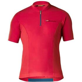 Mavic XA Pro maglietta a maniche corte Uomo rosso